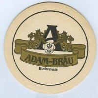 Adam podstawka Awers
