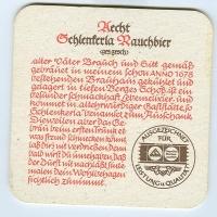 Aecht Schlenkerla podstawka Rewers