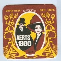 Aerts 1900 podstawka Awers