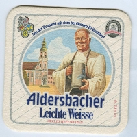 Aldersbacher podstawka Awers