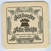 Altdorfer podstawka Rewers