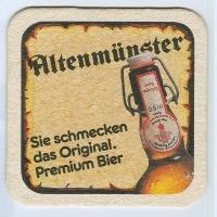 Altenmünster podstawka Awers