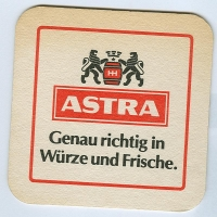 Astra podstawka Rewers