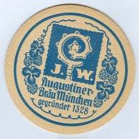 Augustiner podstawka Rewers