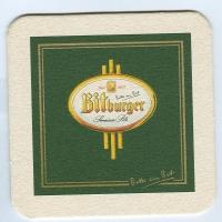 Bitburger podstawka Awers