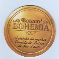 Bohemia podstawka Awers
