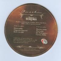 Bohemia podstawka Rewers