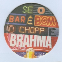 Brahma podstawka Awers