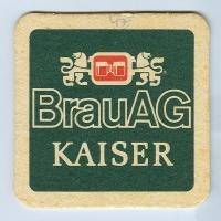 Brau AG podstawka Awers