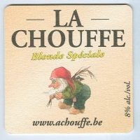 Chouffe podstawka Rewers