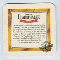 Clausthaler podstawka Rewers