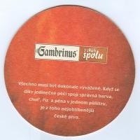 Gambrinus podstawka Rewers