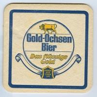 Gold Ochsen podstawka Rewers