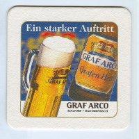 Graf Arco podstawka Awers