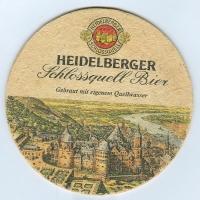 Heidelberger podstawka Awers