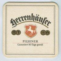 Herrenhausen podstawka Awers