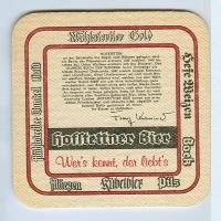 Hofstettner podstawka Rewers