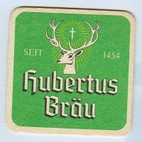 Hubertus podstawka Awers