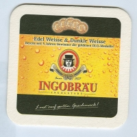 Ingobräu podstawka Awers