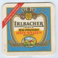 Irlbacher podstawka Awers