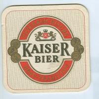 Kaiser podstawka Awers