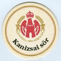 Kanizsai podstawka Awers