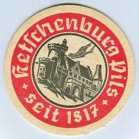 Ketschenburg podstawka Awers