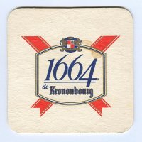 Kronenbourg podstawka Awers