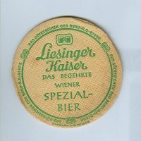 Liesinger podstawka Awers