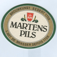 Martens podstawka Awers