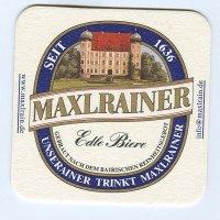 Maxlrainer podstawka Awers