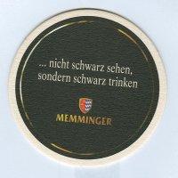 Memminger podstawka Awers