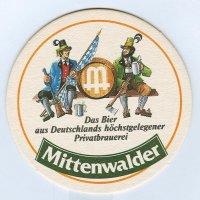 Mittenwalder podstawka Rewers