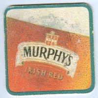 Murphy's podstawka Awers