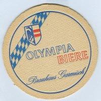 Olympia podstawka Awers