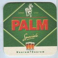 Palm podstawka Awers
