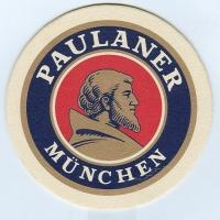 Paulaner podstawka Awers