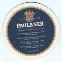 Paulaner podstawka Rewers