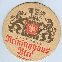 Reininghaus podstawka Awers
