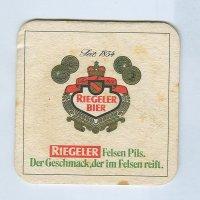 Riegeler podstawka Awers