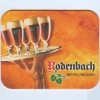 Rodenbach podstawka Awers