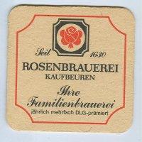 Rosen 1630 podstawka Awers