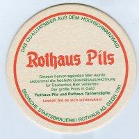 Rothaus podstawka Rewers