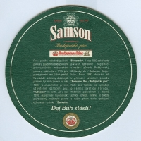 Samson podstawka Rewers