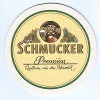 Schmucker podstawka Awers