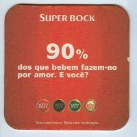 Super Bock podstawka Rewers