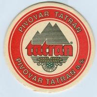 Tatran podstawka Awers