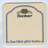 Tucher podstawka Rewers
