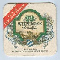 Wieninger podstawka Awers