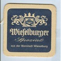 Wieselburger podstawka Awers